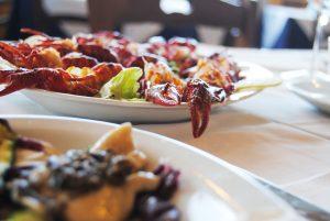 dettaglio menu cibo ristorante c'era una volta lago del turano 3